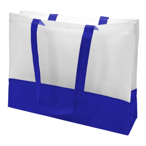 NorthPeak - Bicolor Design Non-Woven Material Shopping Bag